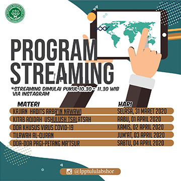 Kajian-April-2020-ULUL-ABSHOR-Semarang-Instagram-streaming